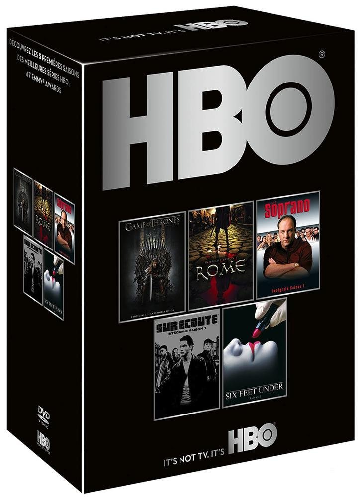 HBO découverte - Saisons 1 - Game of Thrones + The Pacific + Rome ...