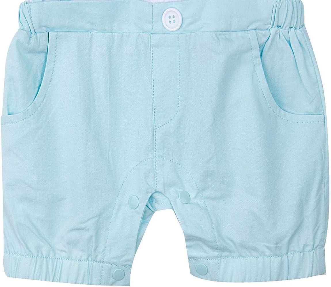 3-24 Monate mintgreen Baby Junge Gentleman Strampler 100/% Baumwolle Kleinkind Weich Printed Overall mit Fliege Outfit