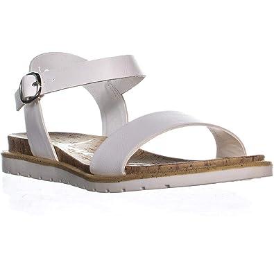 bc863059272c American Rag AR35 Mattie Ankle Strap Flat Sandals