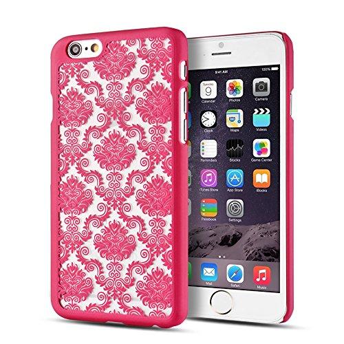 TNP iPhone Case Damask Pink