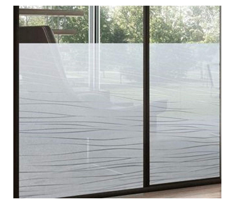 Exquisit Sichtschutz Badfenster Referenz Von Linea Fix Static Fensterfolie - Des. Garbi