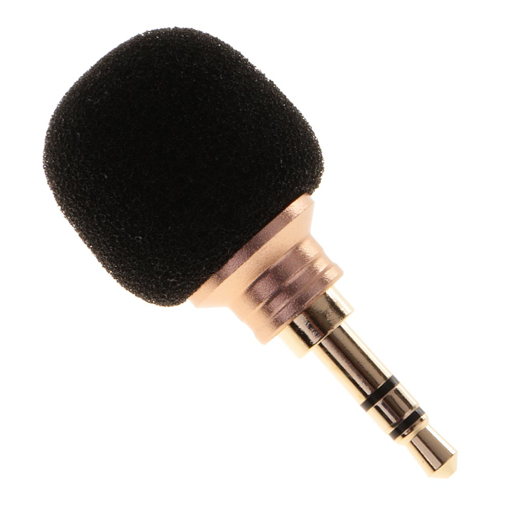 PC Homyl 3.5mm Kondensator Mikrofon Richtmikrofon Ger/äte f/ür Smartphone Handy Stereo Laptop Zubeh/ör