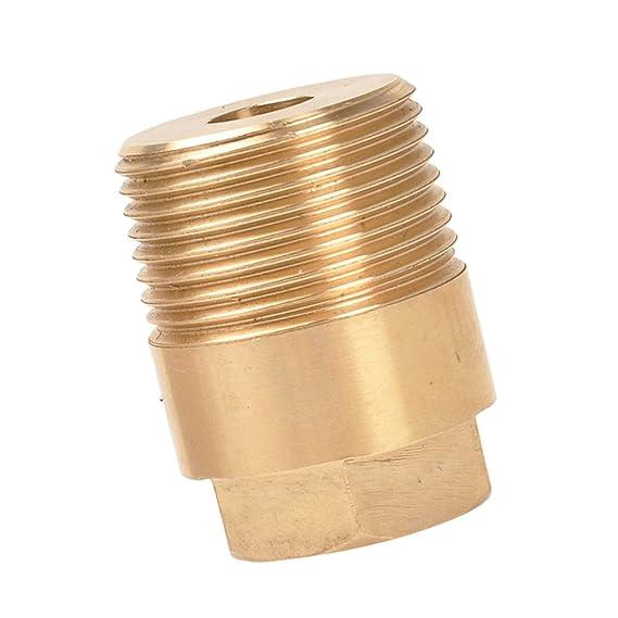 Homyl Válvula de Seguridad Compresor Aire para Compresor Bitzer 4u/4t/4p/4n: Amazon.es: Coche y moto