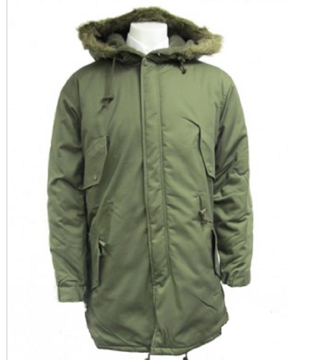 Classic Fishtail Parka: Amazon.co.uk: Sports & Outdoors
