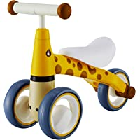 Baby Balance Bike - Baby Bicycle for 6-24 Months No Pedals Sturdy Balance Bike for 1 Year Old First Bike Birthday Gift…