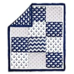Nautical-Whales-and-Anchors-Navy-4-Piece-Crib-Bedding-Set-by-The-Peanut-Shell