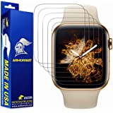 ArmorSuit [6 Pack] MilitaryShield Screen Protector Designed For Apple Watch 40mm Series 6/SE/5/4 Max Coverage Anti…