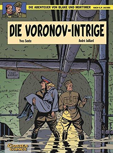 Die Abenteuer von Blake und Mortimer, Bd.11, Die Voronov-Intrige (Blake & Mortimer, Band 11) Taschenbuch – 22. Mai 2000 Yves Sente André Juillard Carlsen 3551019916