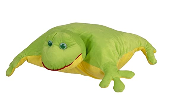 Ard Enterprise Tortoise Pillow Stuffed Toy-Green