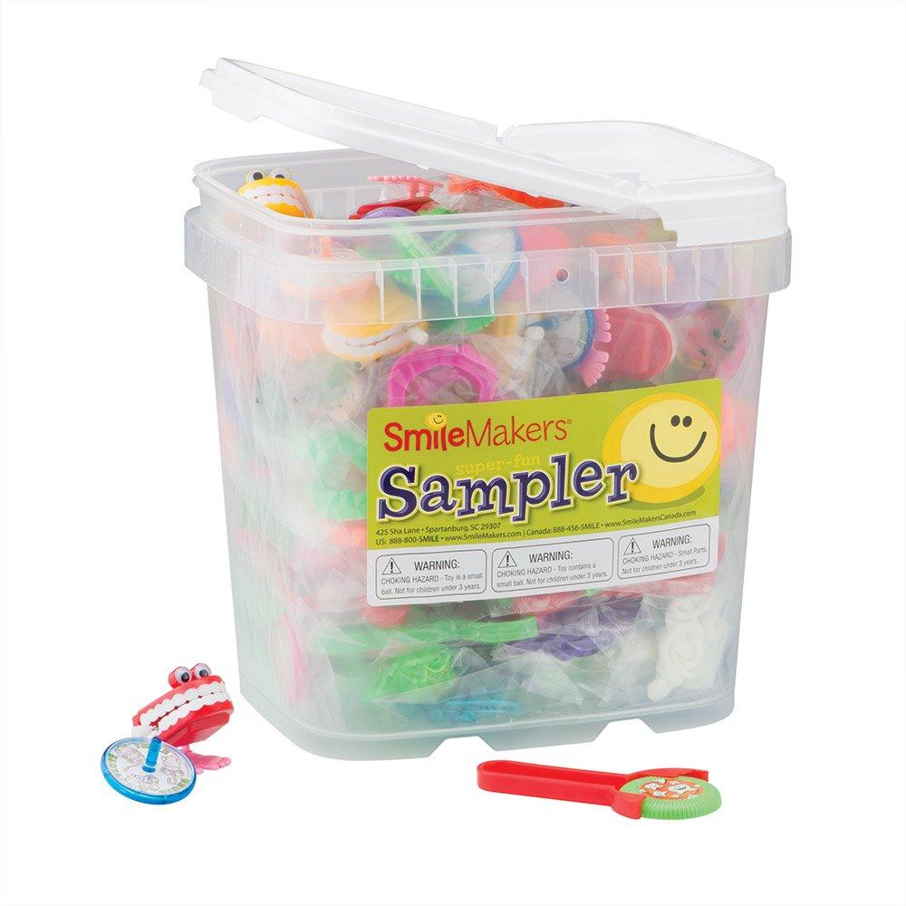 SmileMakers Dental Toy Sampler -192 Toys