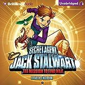 The Mission to Find Max: Egypt: Secret Agent Jack Stalwart, Book 14 | Elizabeth Singer Hunt
