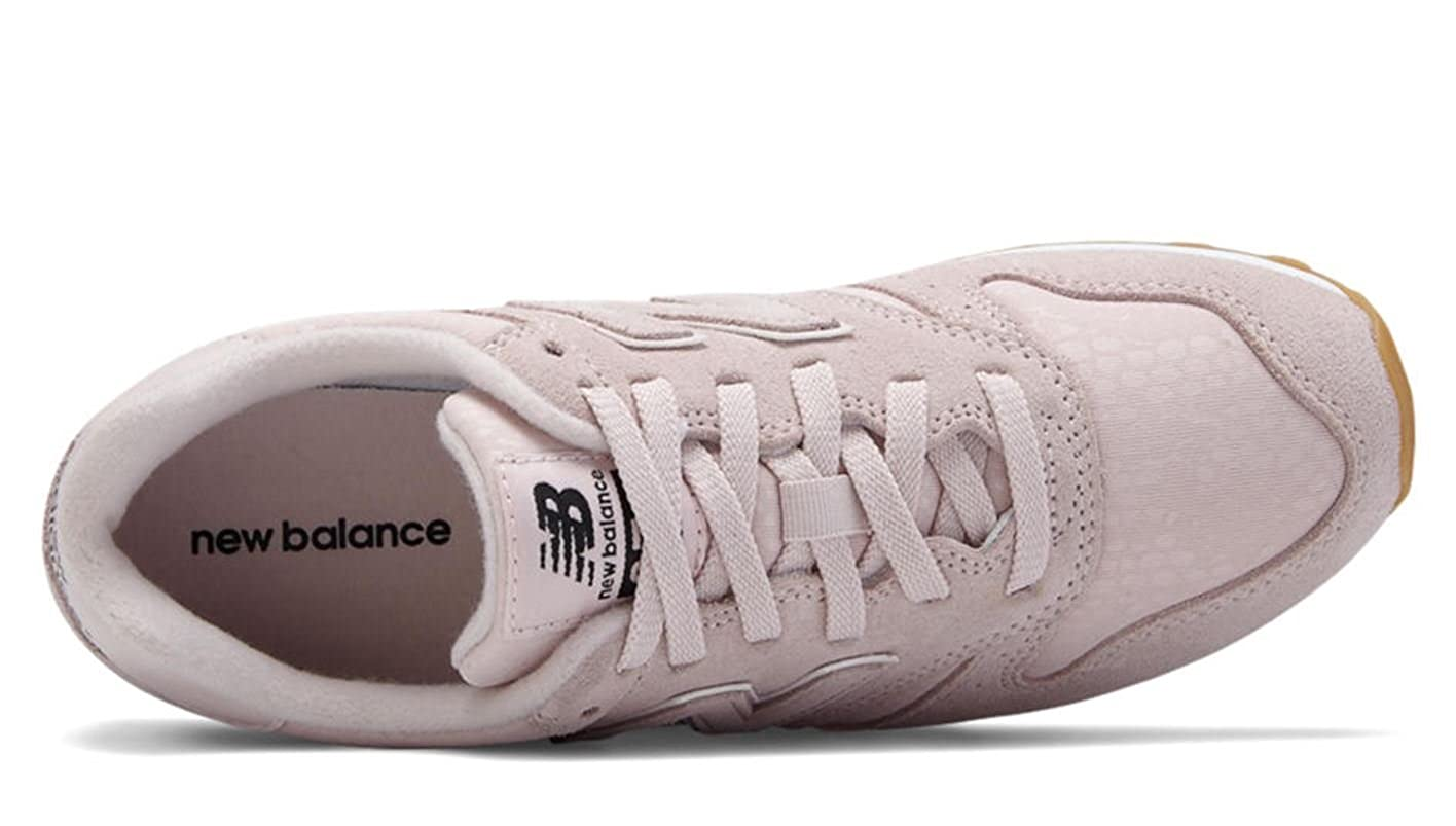 New Pink Balance Damen 373 Sneakers Pink New 92e6e9