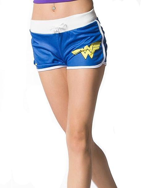 Cody Lundin®Pretina elástico y lazo Wonder woman/Superpersona/Bate Yoga ejecutando cortos