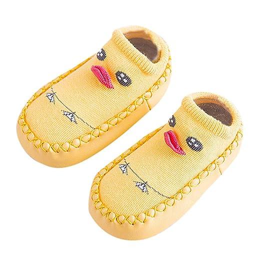 5a9b9639c2d1e Amazon.com: Lucoo baby socks,Newborn Baby Boys Girls Animal Warm ...