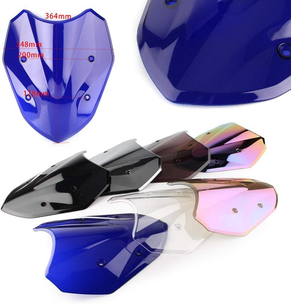 Dybanp Motorrad Windschutzscheibe Für Bmw S1000xr 2014 2018 Motorrad Windschutzscheiben Zubehör Sport Freizeit