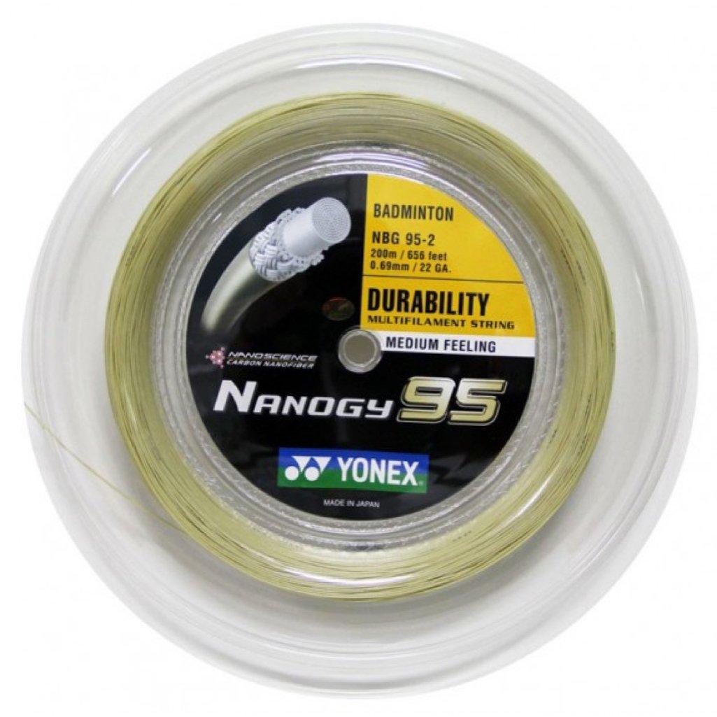 YONEX Nanogy 95 Badminton String Coil 200M