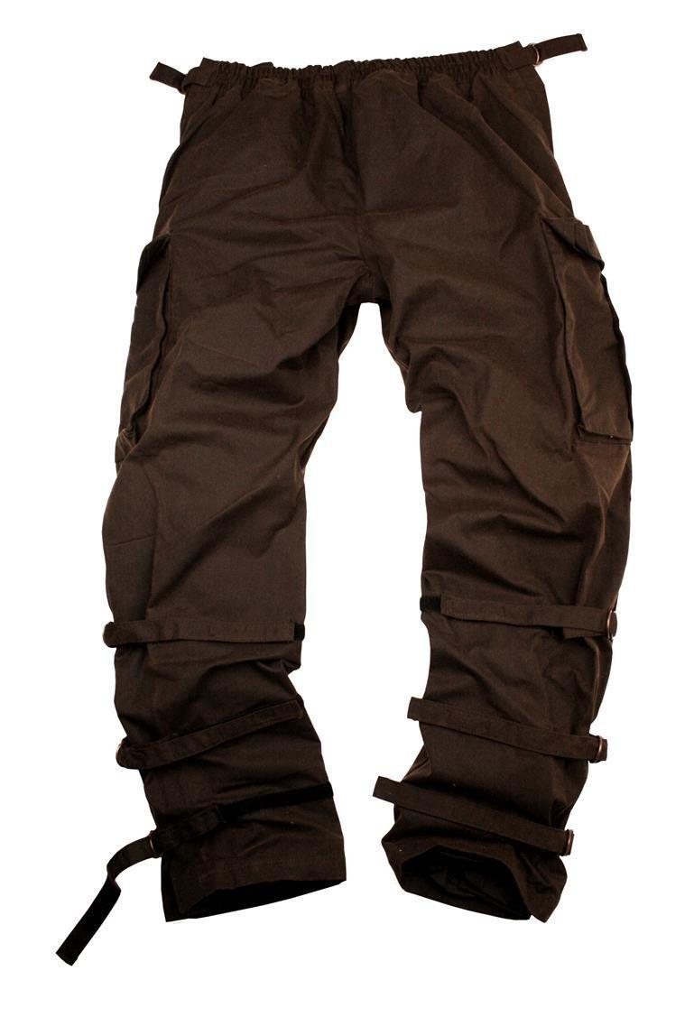 KakaduTraders Australia Walk-a-Bout Oilskin Pants Made by