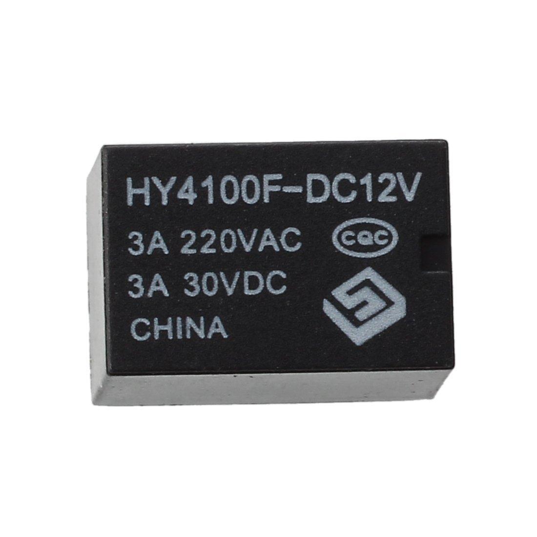 Mini elektronisches Relais DC12V 20 Stk R TOOGOO