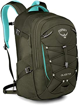 Osprey Questa 27 Womens Everyday & Commute Pack - Misty Grey (O/S): Amazon.es: Deportes y aire libre