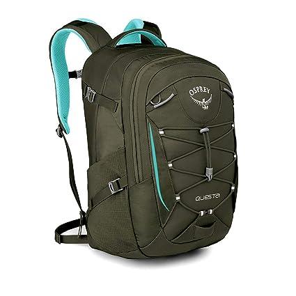 Amazon.com   Osprey Packs Questa Backpack - Misty Grey 1741d9adbabe1