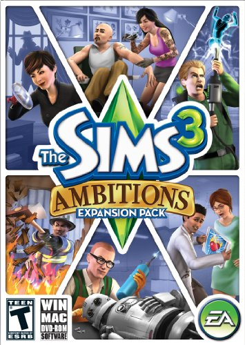 The Sims 3: Ambitions (Sims 3 University Code)
