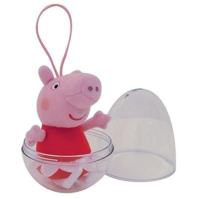 Jemini - Pig - Peluche - Peppa Ballerine dans Œuf à Suspendre, 023121