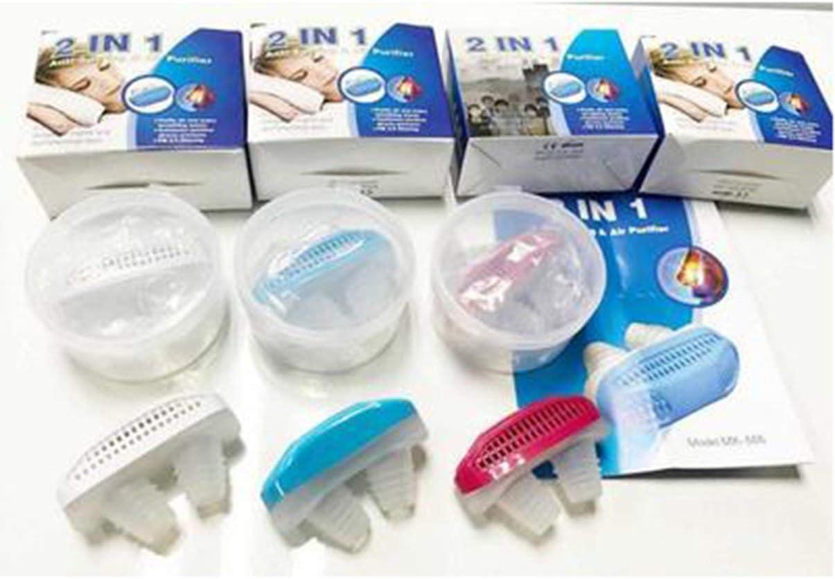 PM2.5 Patente CPAP Dispositivo de ronquido Apnea Ventilación Nariz ...