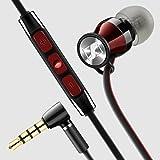 Sennheiser Momentum In Ear (iOS version) - Black Red