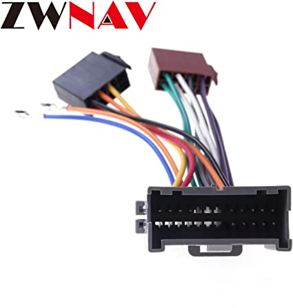 Amazon.com: ZWNAV ISO Car Radio Wire Cable Wiring Harness Stereo Adapter  Fit for Buick 2004+, Chevrolet 2000+, GMS 2001+, Hummer H3 2006+, Pontiac  2001+, Oldsmobile 2001+, Suzuki Vitara 1999+ (Select Models): Car  ElectronicsAmazon.com