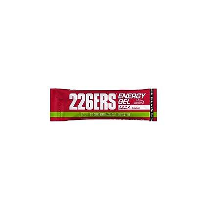 226ERS Energy Gel, Caramelo - Paquete de 30 x 40 gr - Total: 1200 gr ...