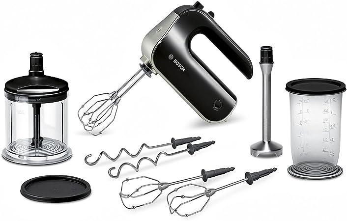 Bosch MFQ4885DE - Batidoras de varillas, 500 W, color negro: Amazon.es: Hogar
