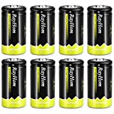 Rechargeable C Batteries 5000mah - RayHom Rechargeable C Batteries, 1.2V 5000mAh Ni-MH High Capacity C Size Battery with Box (8 Pack)