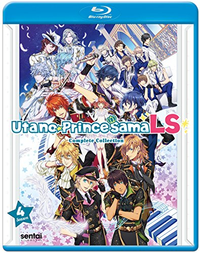 Blu-ray : Utano Princesama: Legend Star (Anamorphic, Subtitled, 2PC)