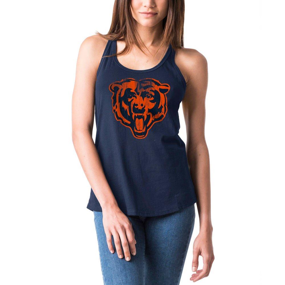【予約】 Chicago Bearsレディースベビージャージーレーサーバックタンクトップ Small Chicago B06XXR1VHQ B06XXR1VHQ, キタマツウラグン:06930902 --- a0267596.xsph.ru