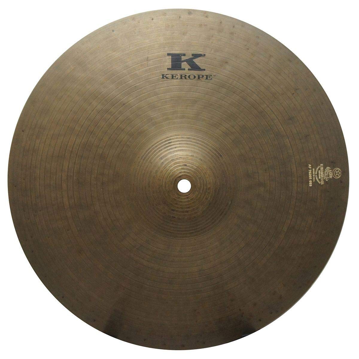Zildjian Kr14Ht Kerope 14 Inch Hihat Top Cymbal With Dark & Complex Sound - Used ZIL14-KR14HT-US