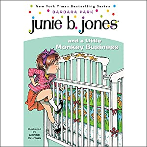 Junie B. Jones and a Little Monkey Business, Book 2 Audiobook