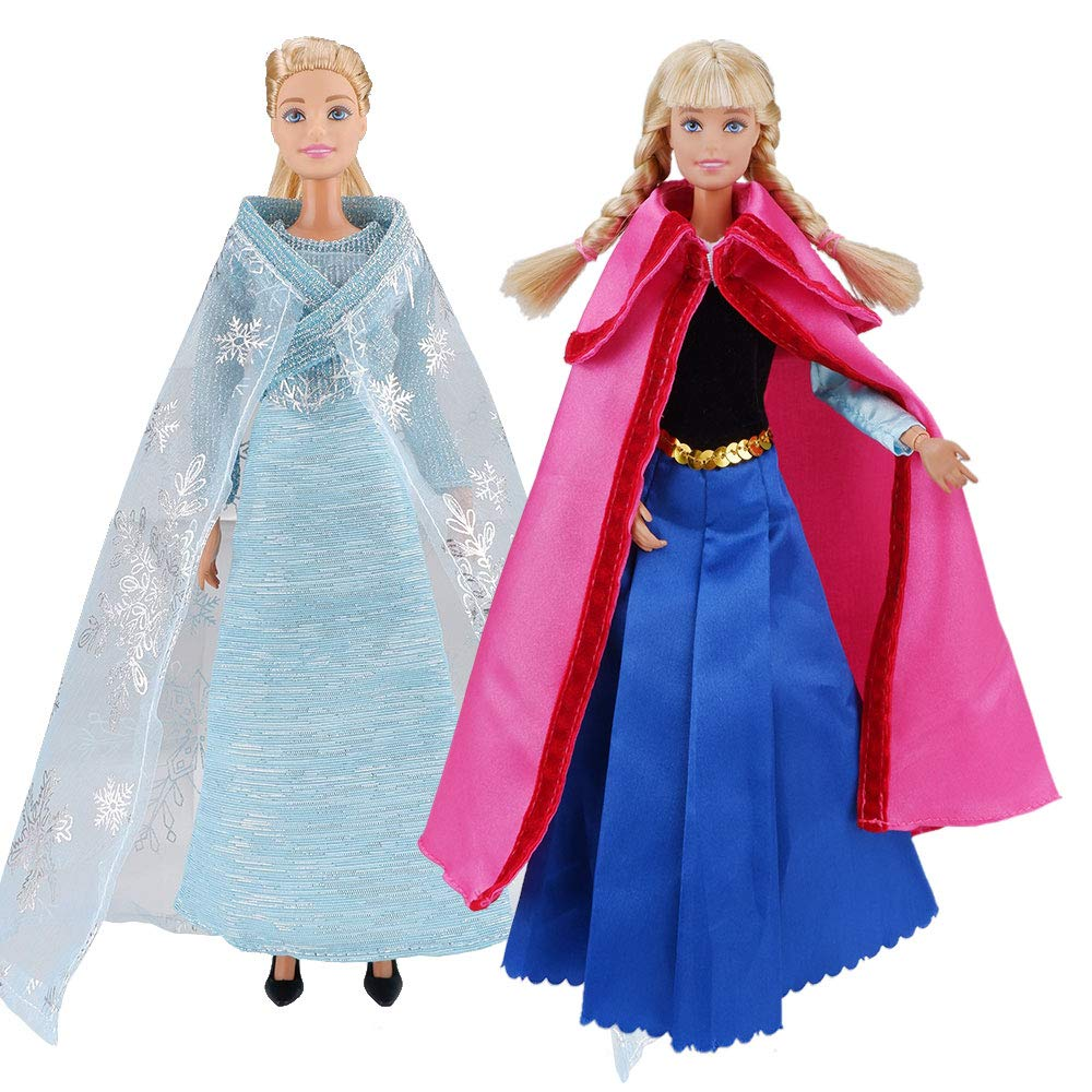 E-TING Snow Princess Doll Clothes
