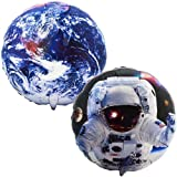Space Mission Foil Balloon
