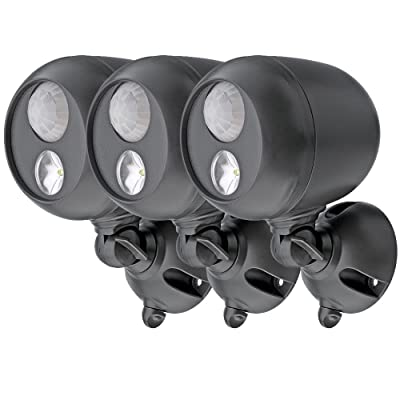 Mr. Beams MB363 Wireless LED Spotlight with Motion Sensor