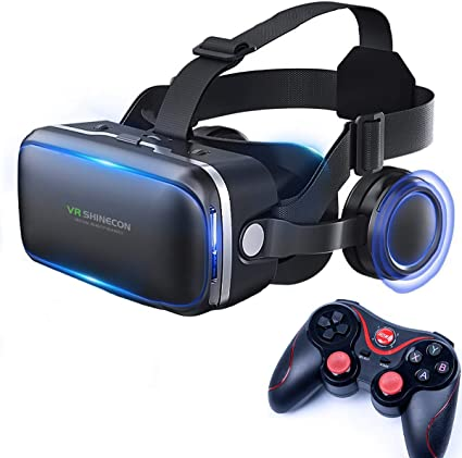 Buy Virtual Reality Scope Headset at