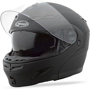 Amazon.com: GMAX GM54S Casco para motocicleta modular para ...