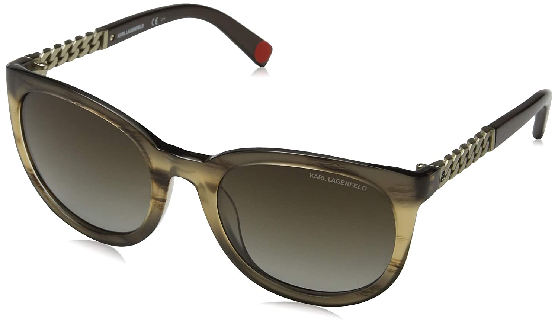 Karl Lagerfeld KL891S 044 55 Gafas de Sol, Brown Gradient ...