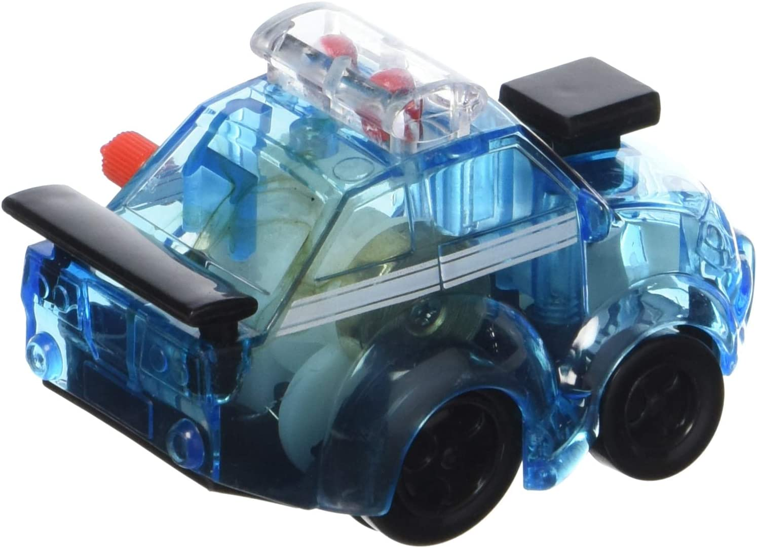 Mini - Z Wind Ups Chase The Police Car Kids Game New 70132 Toys