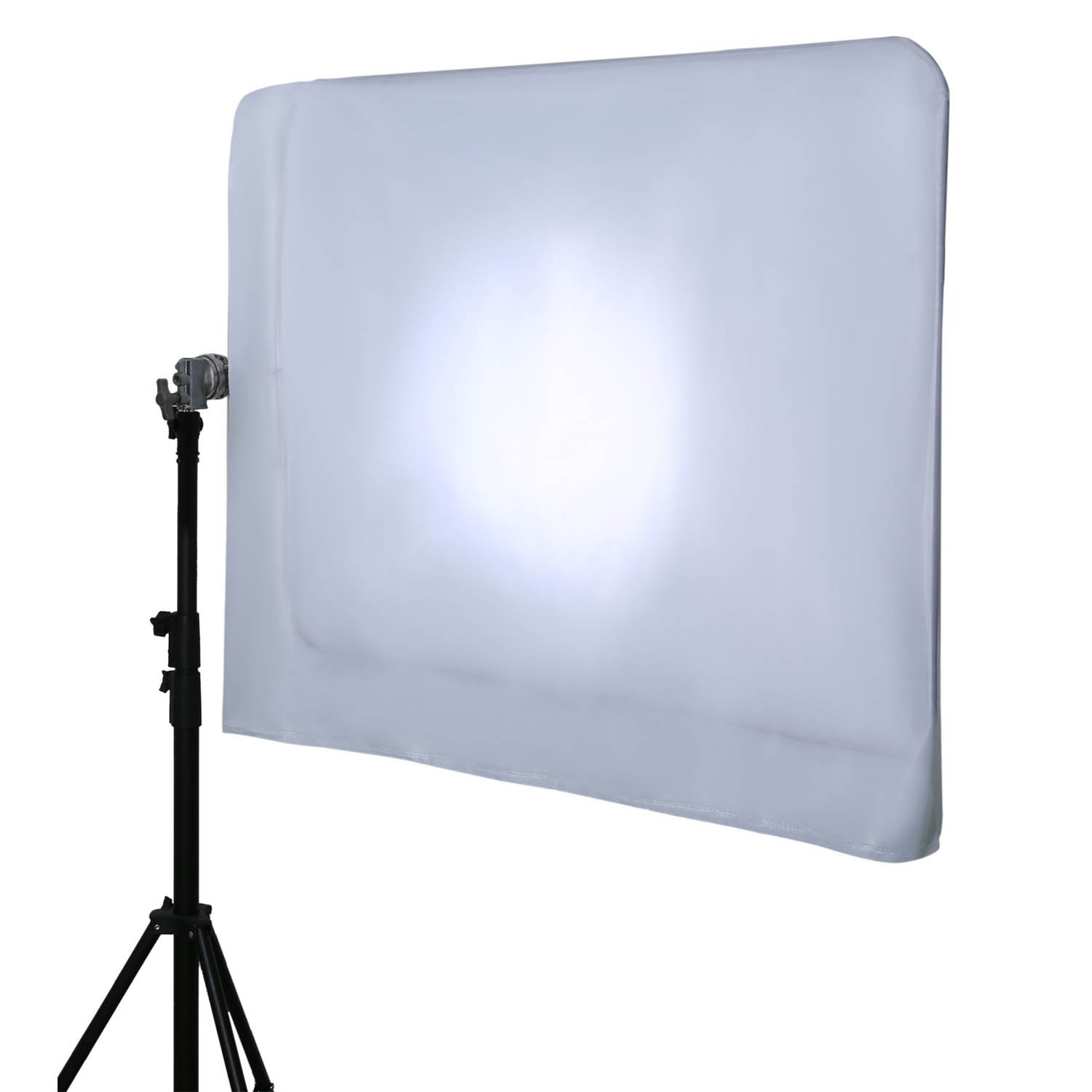 G-raphy Nylon Silk White Seamless Diffusion Fabric for Photography Softbox,Light Tent and Lighting Light Modifier