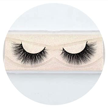 390c982b388 Amazon.com : Mink Lashes 3D Mink Eyelashes 100% Cruelty free Lashes Handmade  Reusable Natural Eyelashes Popular False Lashes Makeup, E05 : Beauty