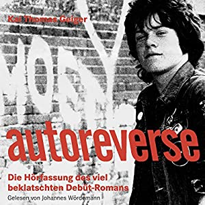 autoreverse Hörbuch