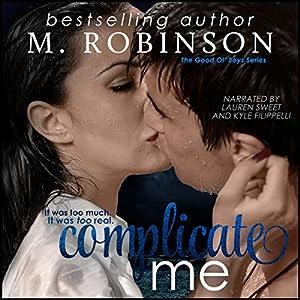 Complicate Me Audiobook
