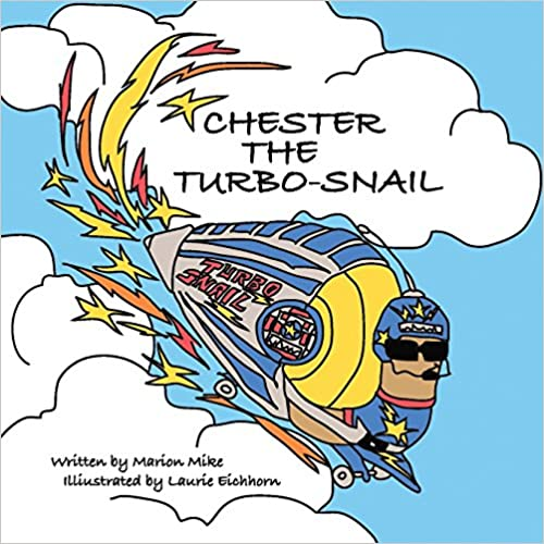 Chester the Turbo-Snail