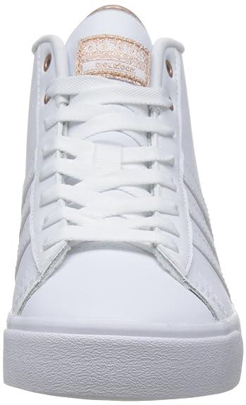 adidas AW4211, Scarpe da Ginnastica Alte Donna, Bianco