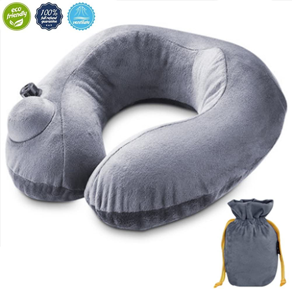 Guixin Travel Pillows Extra Large Chin